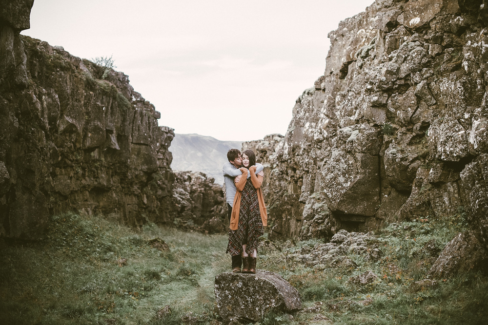 Reykjavik, Iceland Elopement Photographer