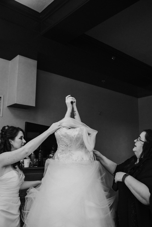 Seattle alternative wedding photogapher
