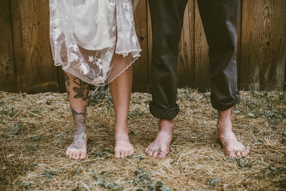 alternative wedding photographer seattle