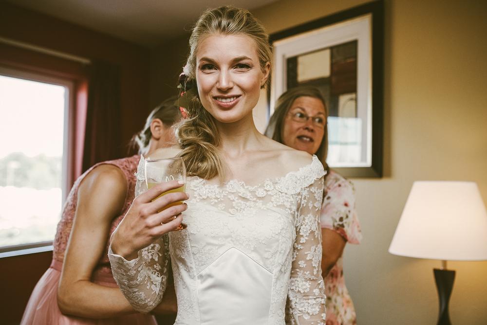 smaller wedding photographer