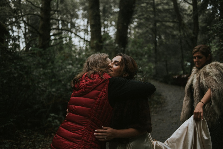 tacoma elopement photography