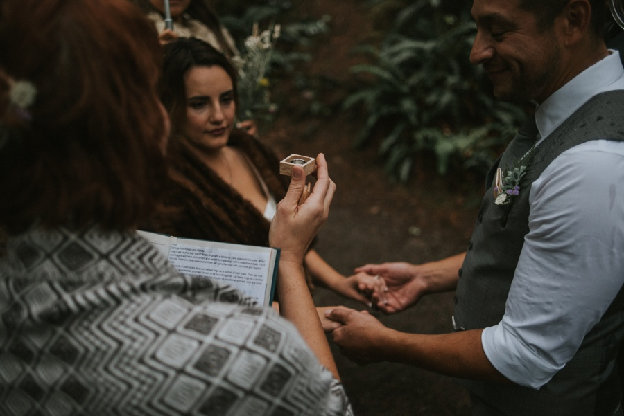 ring blessing