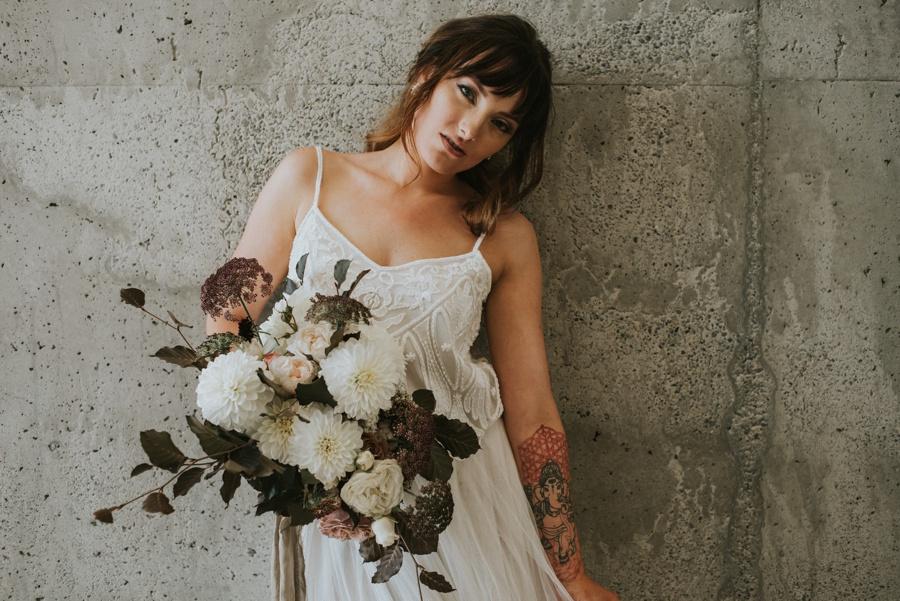 industrial bride