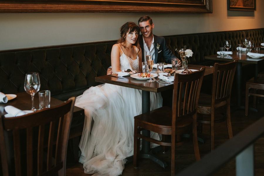 tapas for elopement reception