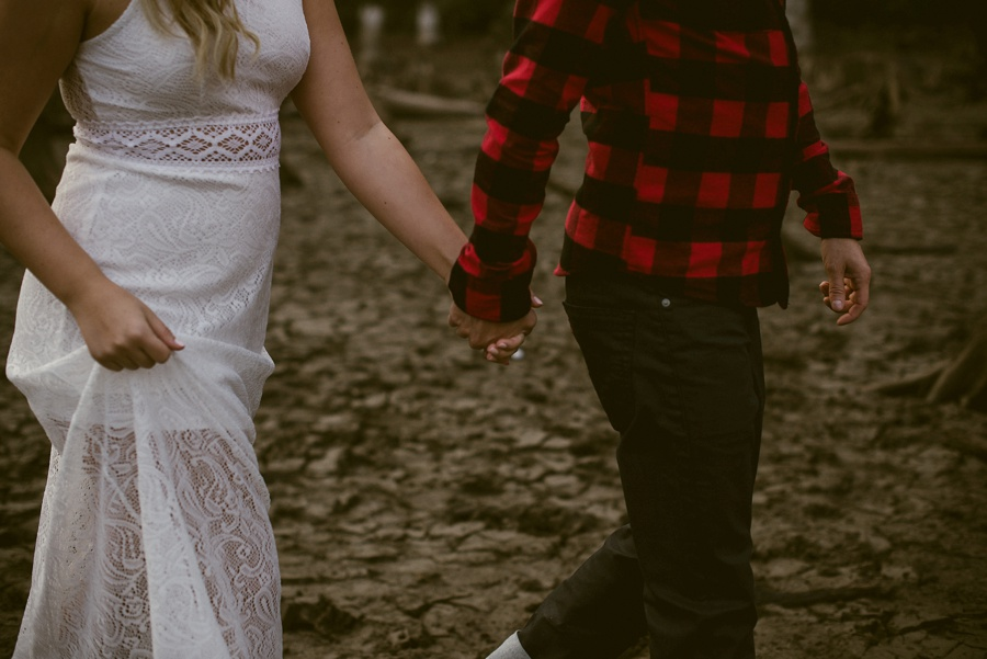 rattle snake lake elopement