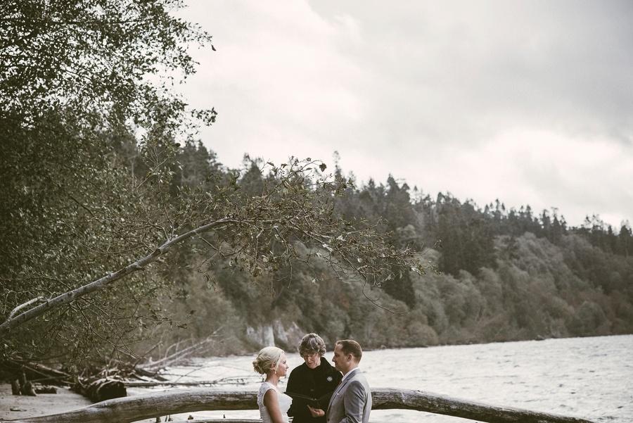 officiating elopement