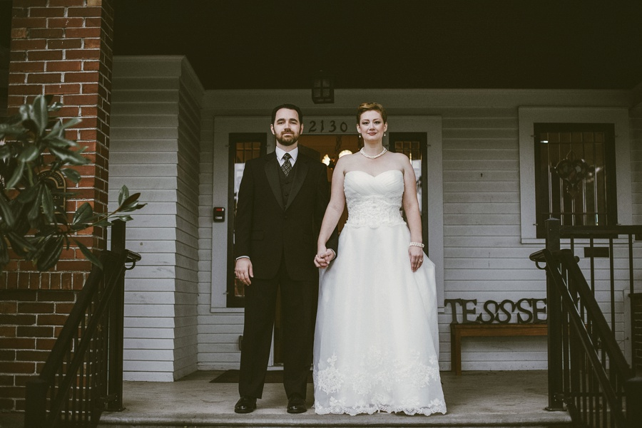 historic house wedding in seattle, wa