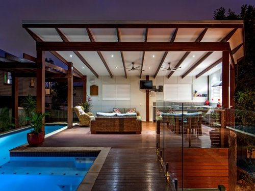 Renovation, Pool & Gazebo. Holland Park, Brisbane Queensland ...