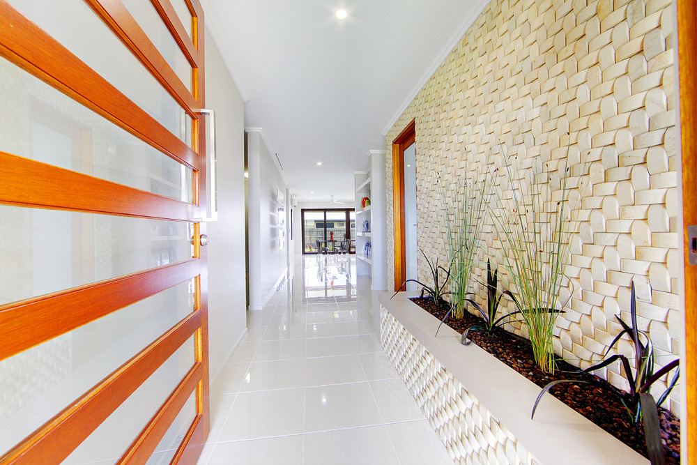 Foyer And Entryways Queensland : Townsville display home queensland — empire design