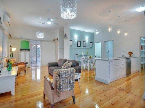 Heritage Listed Queenslander - House Lift & Full Renovation — Empire ...