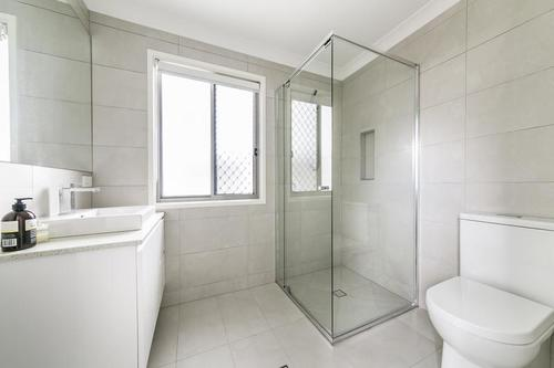 Queenslander Bathroom Designs albion - town house project + queenslander renovation — empire