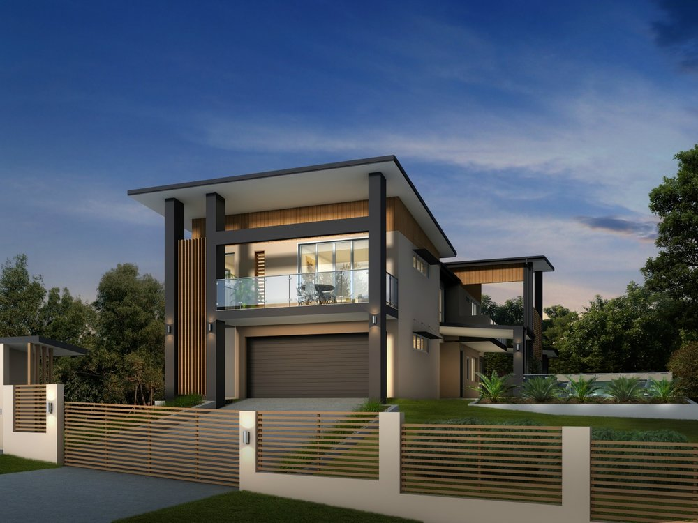 Empire design drafting brisbane sydney melbourne for Contemporary house builders
