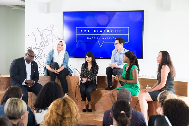 Refinery 29 Dialogue: Race in America