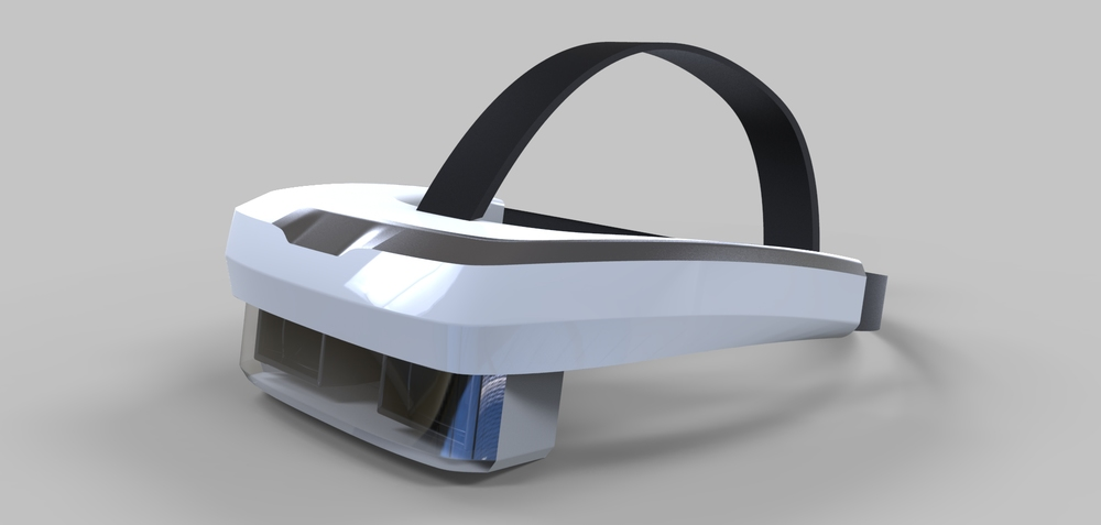 Airo Augmented reality HMD