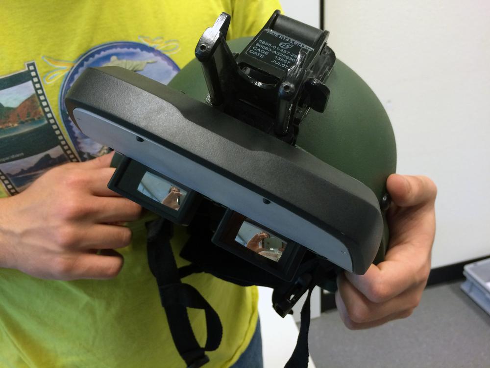 Airo Helm prototype