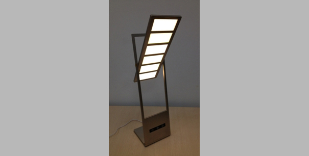 Forma desk lamp prototype