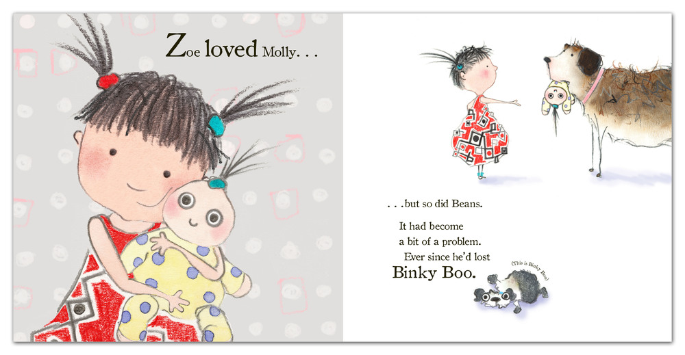 Where is Binky Boo? Look Inside 1