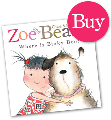 Where is Binky Boo? Buy
