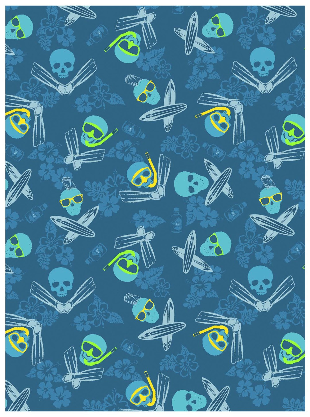 Skull Surfers