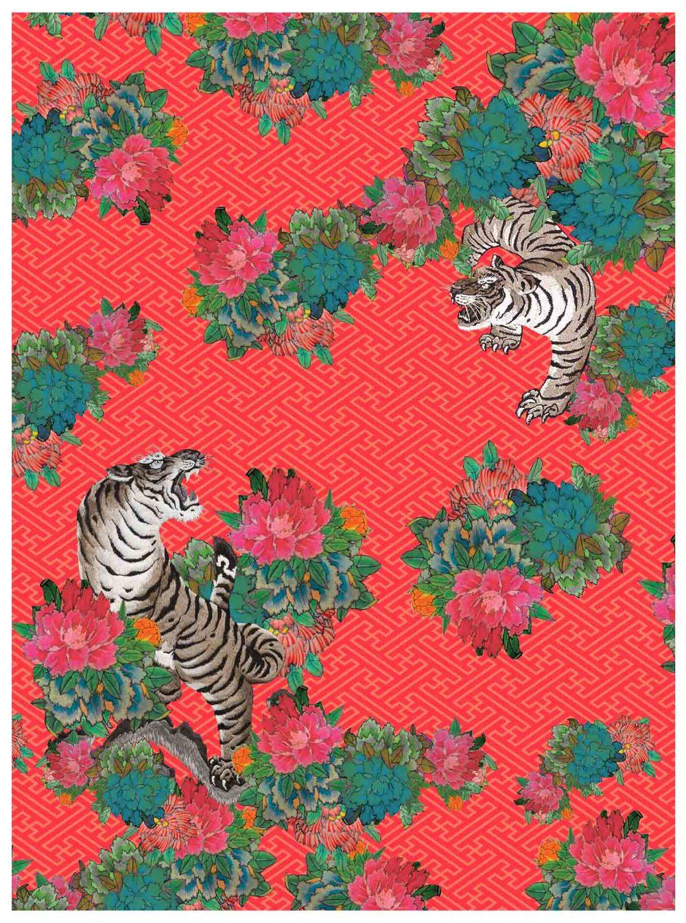 Botan Jungle Print