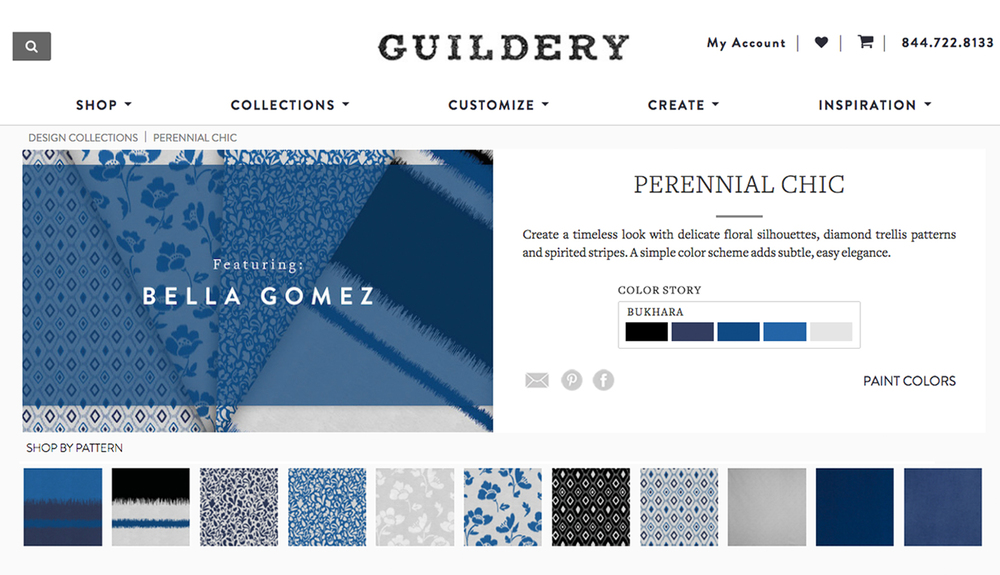 Bella Gomez for Guildery