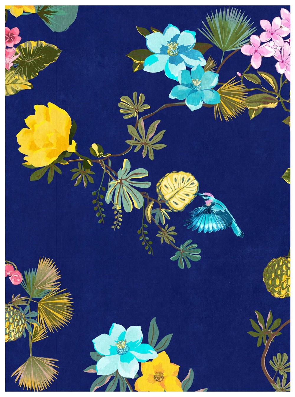 Isolda Womenswear Print development //  Bella Gomez