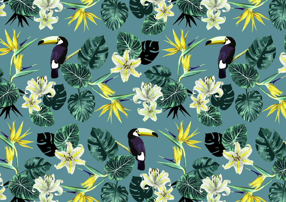 Tropical Toucan print by Bella Gomez.jpg