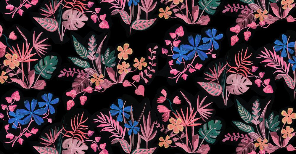 Night Garden // Bella Gomez