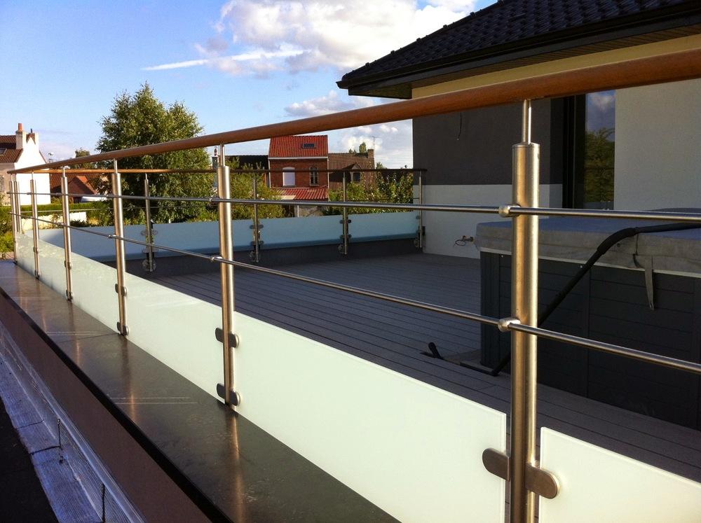 Produits terrasses et aménagements extérieur — Terrasses Grad