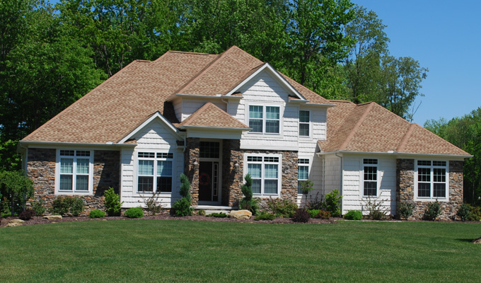 Springwood  - First-Floor Master  Home