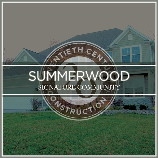 Concord Township  - New homes starting from $280s