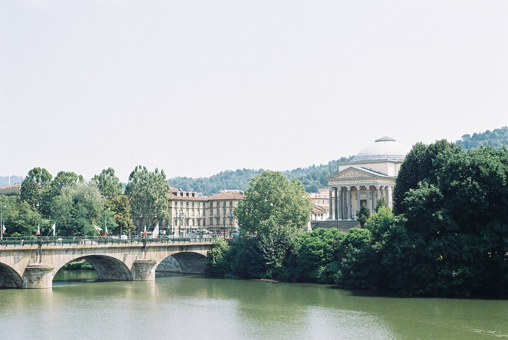 1 A Day in Torino: the River Po