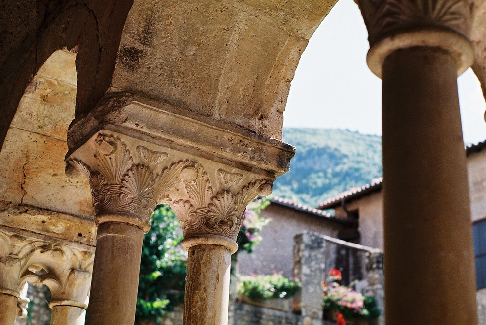 Italian Cloisters Rhianna May Travel Photography