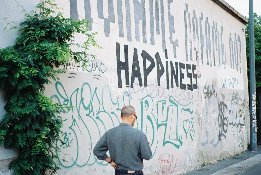 Happiness Navigli Rhianna May Travel Photography