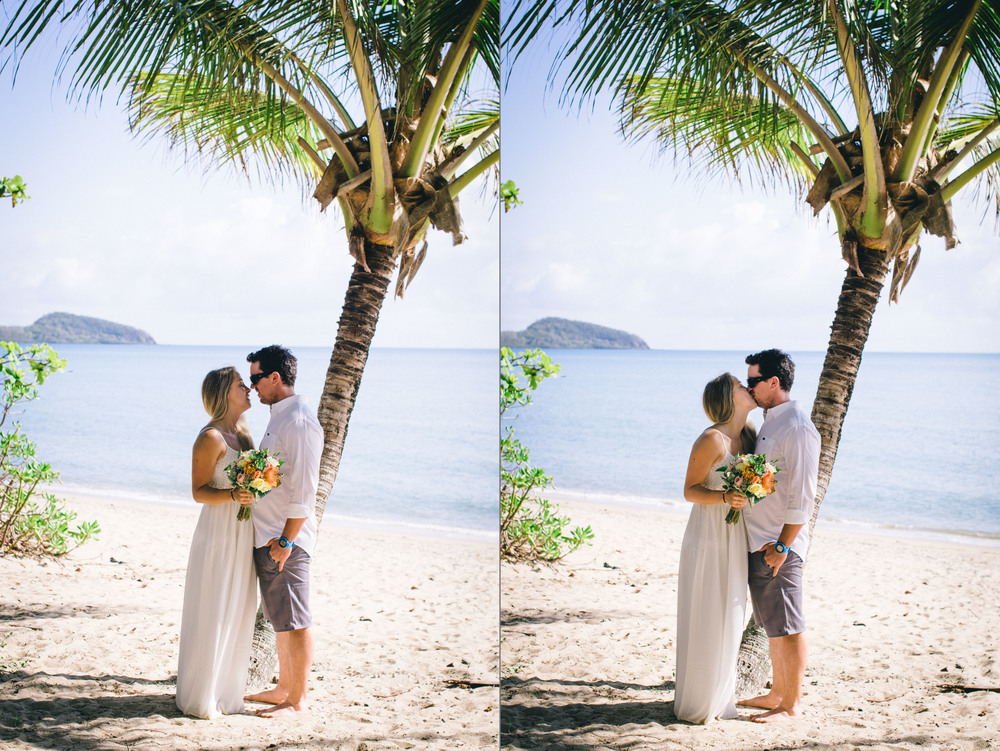 20 Craig+Ines Cairns Elopement Photography