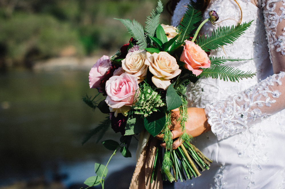12 Poppies in Posies Bridal Bouquet Creative Business Photography