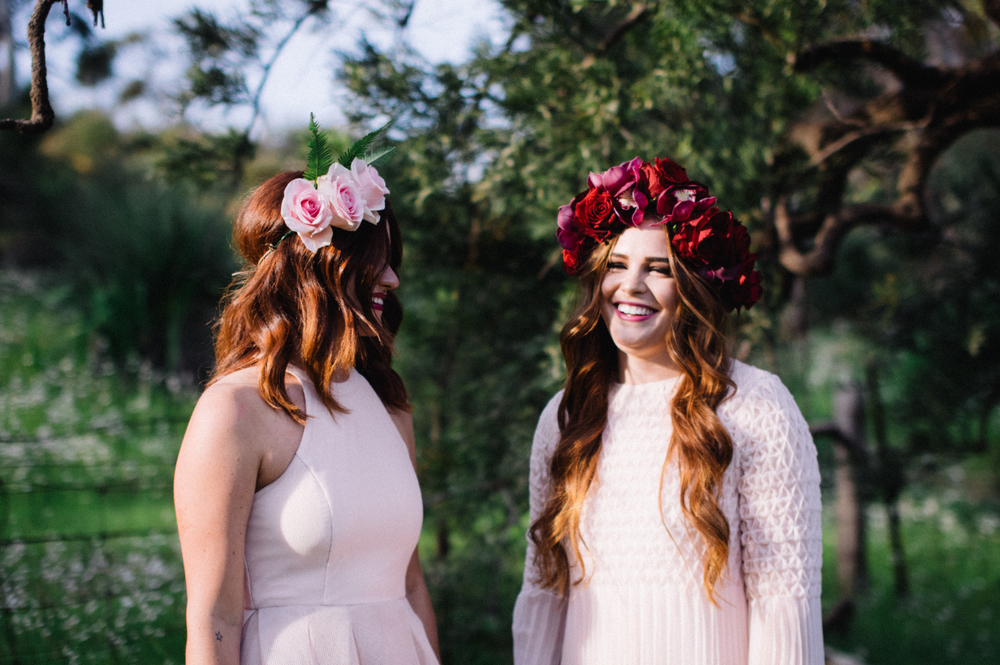 19 Poppies in Posies Flower Crown Creative Business Photography