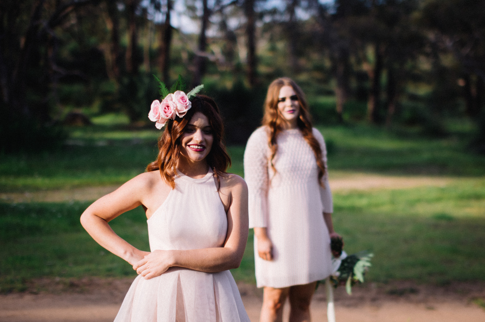 23 Poppies in Posies Flower Crown Creative Business Photography
