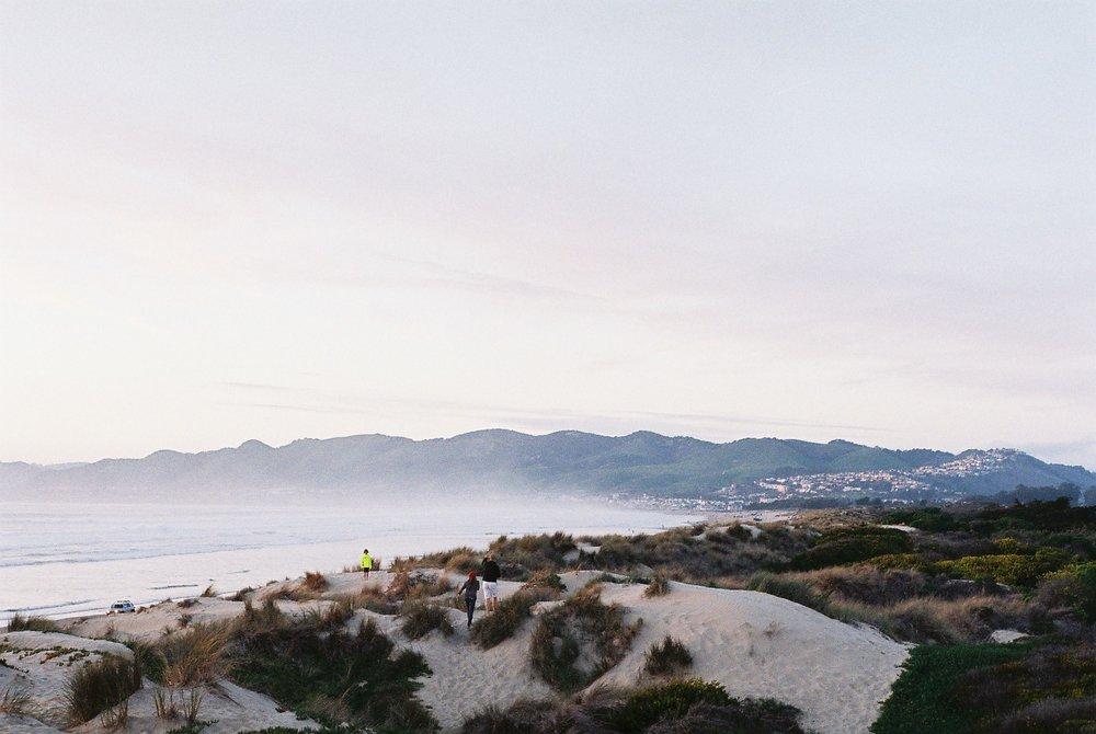 Dunes Pismo Beach California Analogue Travel Photographer
