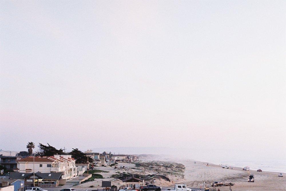 Pismo Beach California Analogue Travel Photographer