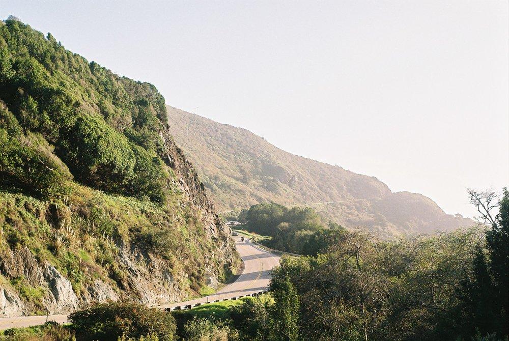 Highway 1 California Analogue Travel Photographer