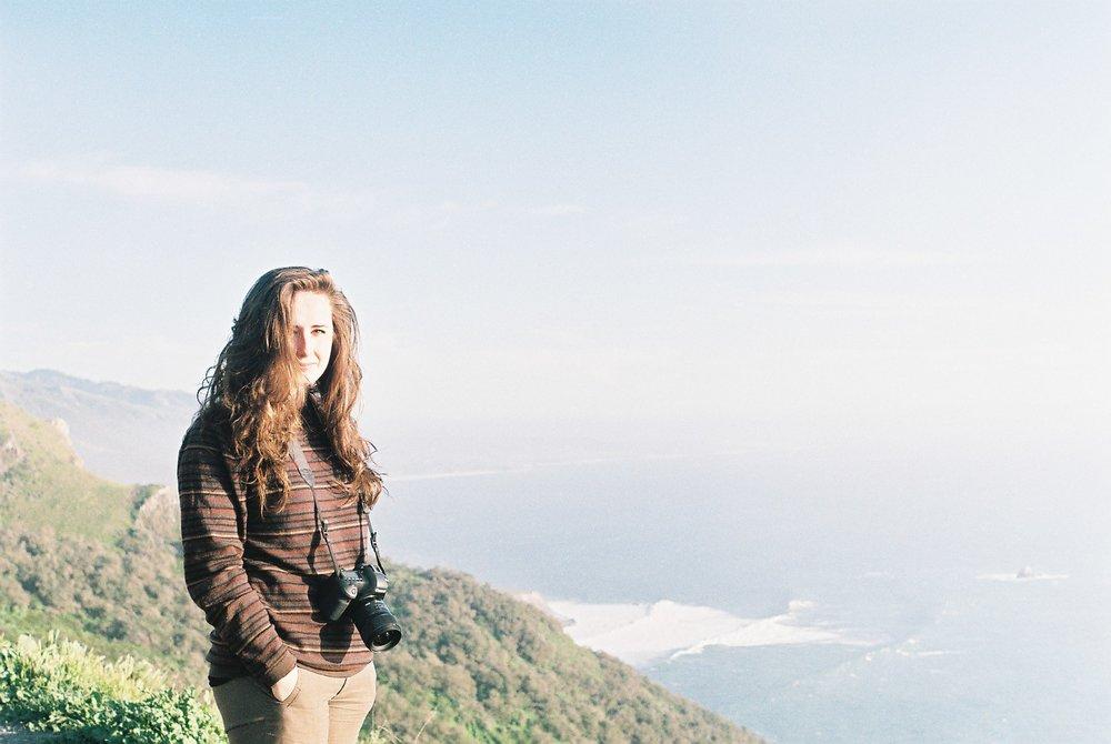 Syd Highway 1 California Analogue Travel Photographer