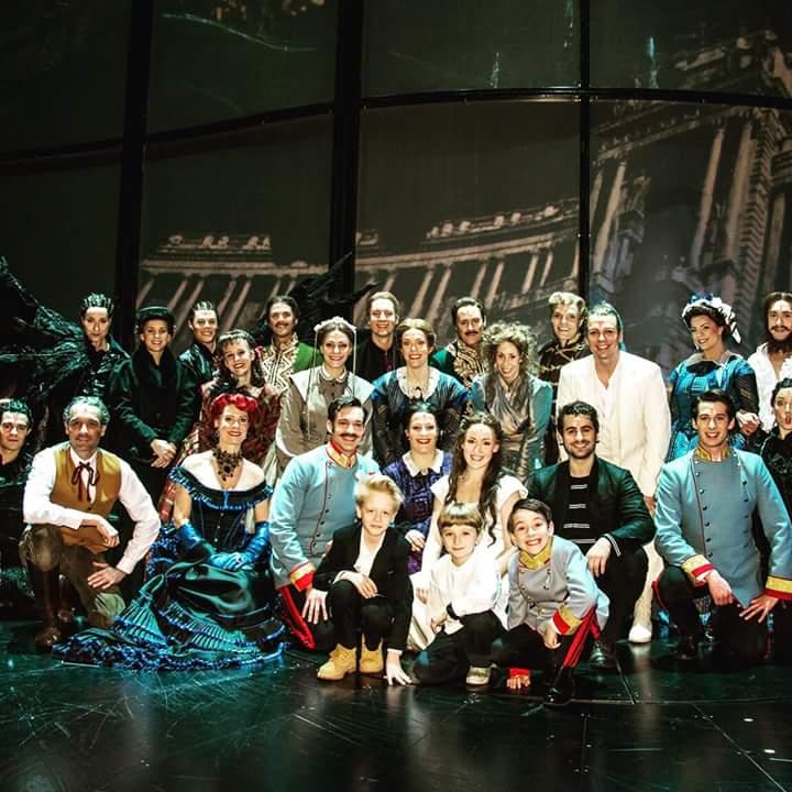 Elisabeth, LaBelle Musicalproduktions GmbH, Derniere, 2016