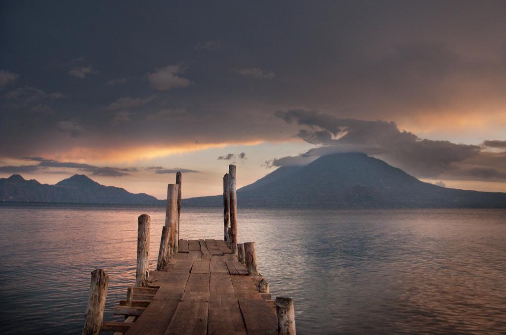 Lago Atitlan, Guatemala, summer 2008