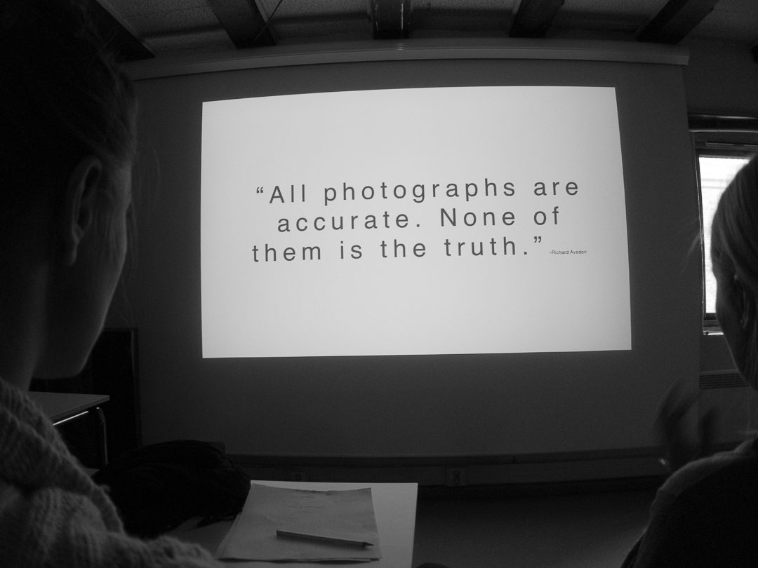 ..welcome to photo-school! (workshop with L-P Lorentz) #snapshot #school #BNSOP