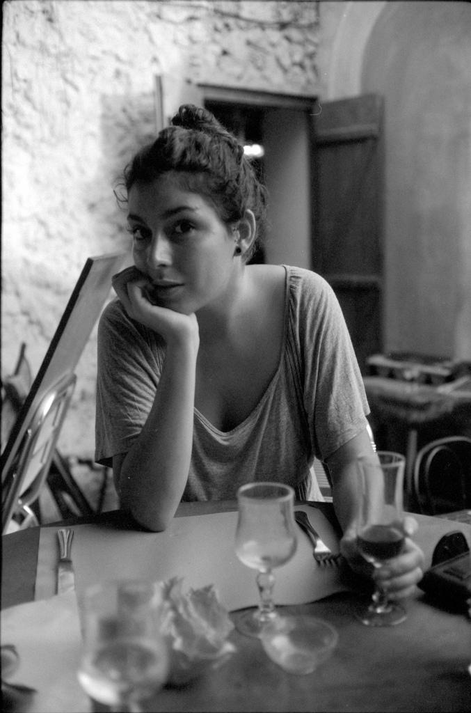 Milena Leucate, summer 2010.