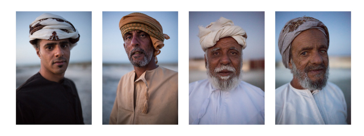 Portraits from a reportage on Masirah Island, Sultanate of Oman.  More pictures to come in the next days.