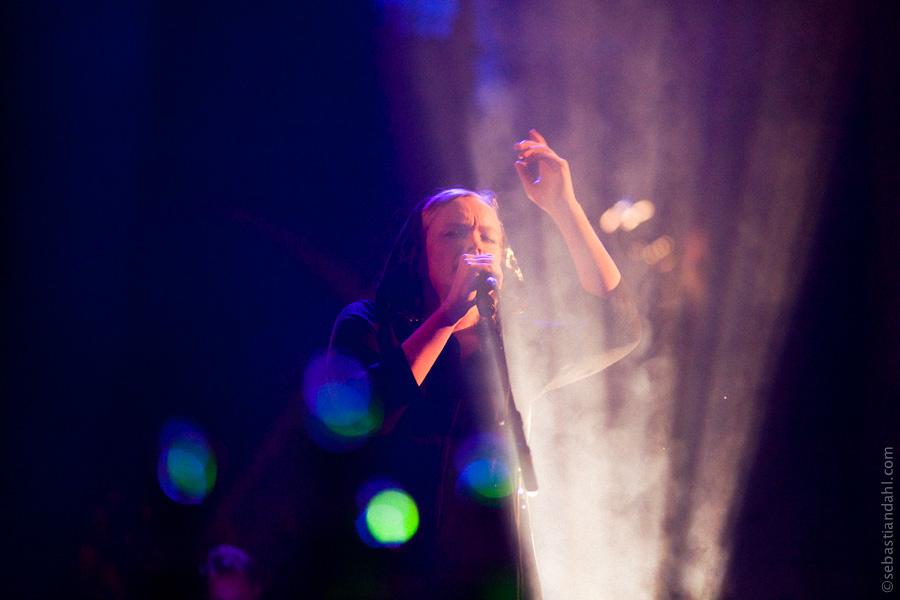 Ane Brun, Nordic Music Price Nominee  Yesterday, at Kulturkirken Jacob.