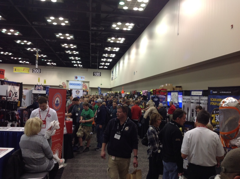 2015 FDIC, National Council Exhibiting Booth