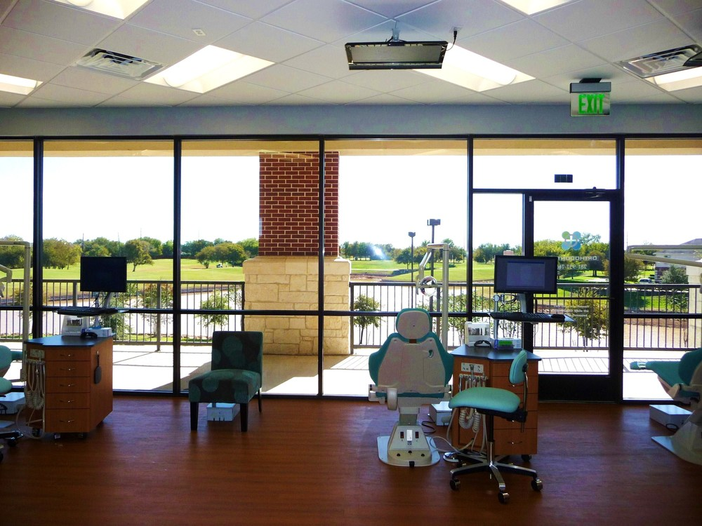Orthodontic Treatment Area